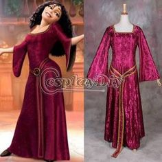 mother gothel costume - Google Search