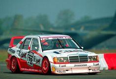 Mercedes Benz Karcher rally