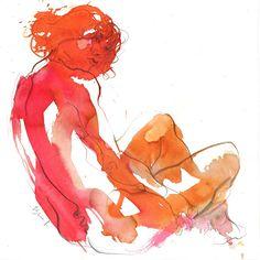 Dessin de nu, modèle vivant, peinture et graphisme à lyon.