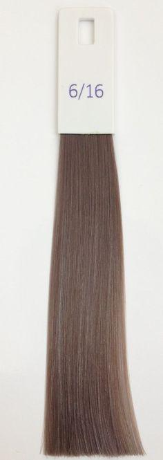Vopsea par ILLUMINA 6/16 - Blond inchis cenusiu violet - 60ml