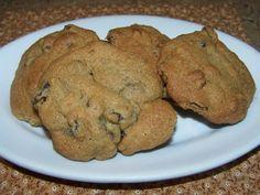 No Cook Desserts, Cookie Desserts, Just Desserts, Cookie Recipes, Dessert Recipes, Cookie Jars, Fruit Recipes, Hermit Cookies, Kitchens