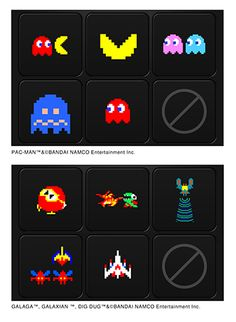 EIZO Launches POP-UPs of PAC-MAN and Other NAMCO Classic Characters for the FORIS FS2735 Gaming Monitor
