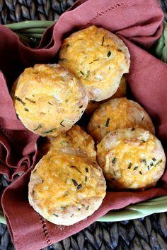 Cheesy soda scones