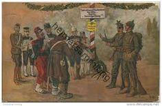 Ο θάνατος μας η ισχύς τους German Uniforms, World War I, Empire, Poster, Painting, Image, Art, Singing, Photo Illustration