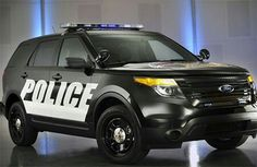 Ford Interceptor Utility
