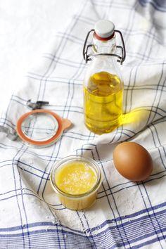 Tutorial Honig-Haarmaske Beauty DIY