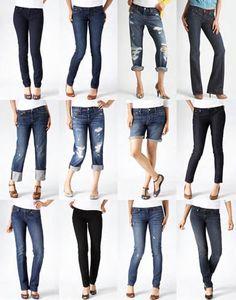 Levi Jeans...my favorite!