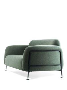 Mega 3 Seater Sofa Fabric Type A | Massproductions AB