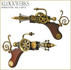 Steampunk Raygun - Geeks are Sexy Technology NewsGeeks are Sexy Technology News