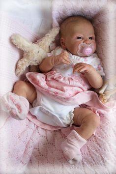 #Reborn Baby Girl Molly