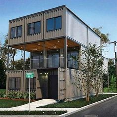 Build Container Home 346706871315470931 - 12 Ideas container house design south africa for Top 18 Shipping Container Home Designs 2018 Prefab Shipping Container Homes, Shipping Container Home Designs, Shipping Container Office, Shipping Container Buildings, Cost Of Shipping Container, Converted Shipping Containers, Building A Container Home, Storage Container Homes, Cargo Container Homes