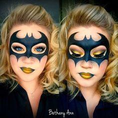 25 Halloween Make-up Make-up und Co. # Make-up # Make-up Halloween Make-up Make-up und Co. # Make-up # Make-up The post 25 Halloween Make-up Make-up und Co. # Make-up # Make-up appeared first on Halloween Deutschland. Batman Makeup, Superhero Makeup, Batgirl Makeup, Superhero Costume Ideas, Halloween Makeup Looks, Halloween Looks, Batman Halloween, Baby Halloween, Kids Halloween Face Paint