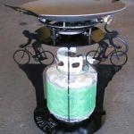 Bicycle Racer DISC-IT #discada #discitgrill #DISC-IT #cowboywok #mexicanwok #texaswok #BicycleRacer