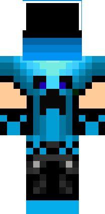 Best Minecraft Images On Pinterest Minecraft Skins Blue Cats - Skins para minecraft pe de hombre