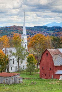 Church & Barn