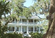 Tidalholm:  One of Beaufort's larger-than-life homes