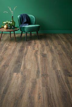 Deze vloer past door zijn luxe uitstraling ontzettend goed bij de Boutique Hotel stijl.