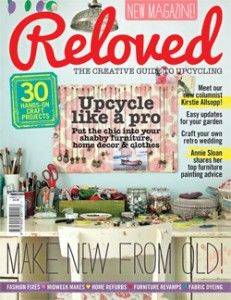 Great upcycling magazine