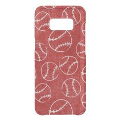 Red Sketched Baseball Uncommon Samsung Galaxy S8 Case  #crafts #outdoors #photography baseball pictures, baseball tattoo, baseball party Baseball Tips, Baseball Pictures, Baseball Party, Baseball Mom, Galaxy S8, Samsung Galaxy, Baseball Tattoos, Latest Gadgets, White Ink