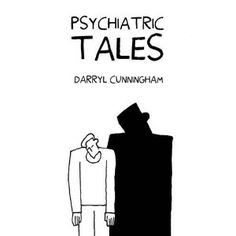 Brilliant graphic novel about mental health issues