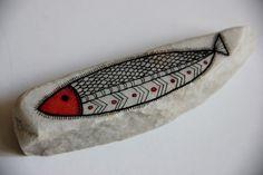 stone stones fish