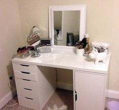 Hollywood Vanity Desk - Hollywood Thing