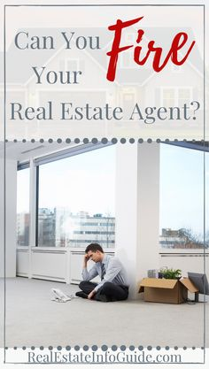 You can fire your real estate agent, but the impact it may have on any sale or purchase of your home will depend on a variety of factors. Estate Lawyer, Real Estate Investor, Real Estate Marketing, Home Buying Tips, Home Selling Tips, Real Estate Articles, Real Estate Information, Find A Realtor, Realtor Agent