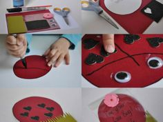 Cool project from www.kiwicrate.com/diy: Love Bug