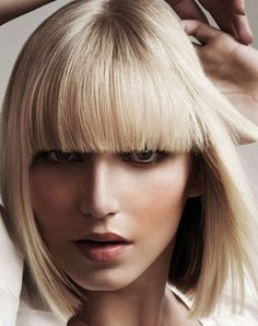 Looking for the best way to bob hairstyles 2019 to get new bob look hair ? It's a great idea to have bob hairstyle for women and girls who have hairstyle way. You can get adorable and stunning look with… Continue Reading → Blunt Bob Hairstyles, Blonde Haircuts, Long Bob Haircuts, Hairstyles With Bangs, Summer Hairstyles, Diy Hairstyles, Pretty Hairstyles, Hot Hair Styles, Medium Hair Styles