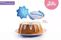 Topo de Bolo (www.festasimples.com) ♥