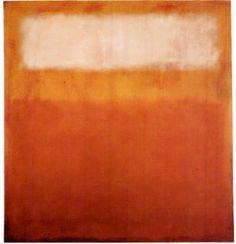 dailyrothko: Mark Rothko, White Cloud, 1956