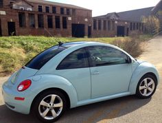 My 2010 Final Edition VW Beetle, number 1416.