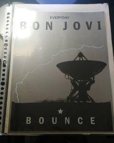 """59 curtidas, 1 comentários - Now&ForeverRock  (@andyjovian) no Instagram: """"#bonjovi, #bounce, #postcardsfromwasteland, #bonjovimemorabilia"""""""