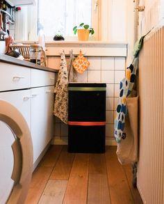 Afval scheiden met BinBang: ideaal voor in de kleine keuken.