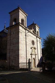 León Lois  iglesia