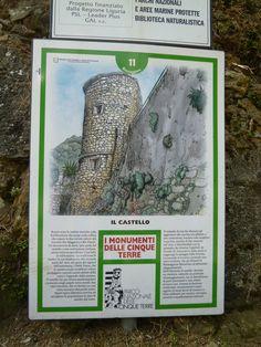 """""""Castello"""", Riomaggiore, Liguria Italia (Luglio) Riomaggiore, Books, Italia, Libros, Book, Book Illustrations, Libri"""