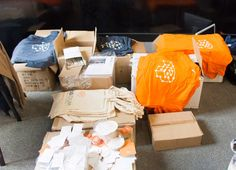 Pressidium Swag at Word Camp EU 2014