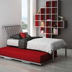 We have trundle beds too! Modern and stylish!
