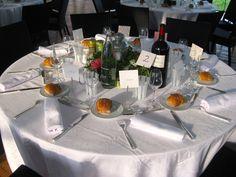 Vue d'une table