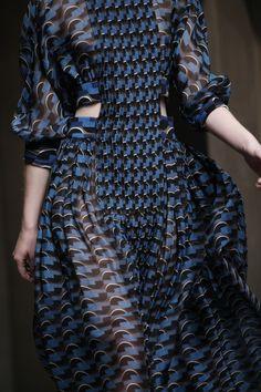 Fendi at Milan Fashion Week Spring 2016