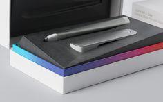 Adobe Ink and Slide Pen — The Dieline - Branding & Packaging Design