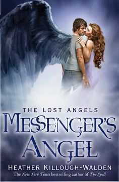 The Lost Angels series, book two: Messenger's Angel (UK version)