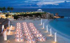 Beach arrangements. <3