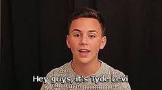 Tyde Levi♡ Andrea Russet, O2l, Tyler Oakley, Zoella, Youtubers, Passion, My Love, Youtube