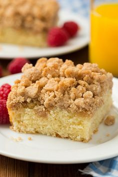 Crumb + Cake found on cookingclassy.com - Wendy Schultz ~ Cakes.