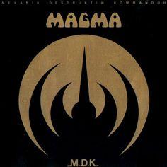 Magma | Mekanïk Destruktïw Kommandöh