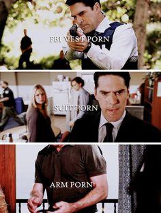 Criminal Minds Awesome Cast