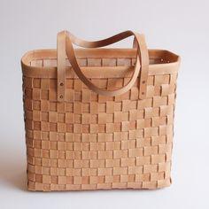 Tote Bag - Woven Natural