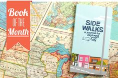 Side Walks is the Book of the Month on @ModCloth!