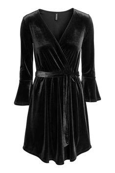Wrapover dress | H&M